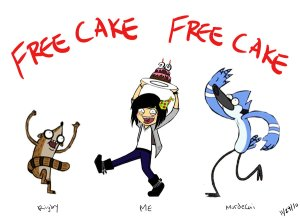 Picture from Regular Show characters. Source: DeviantArt